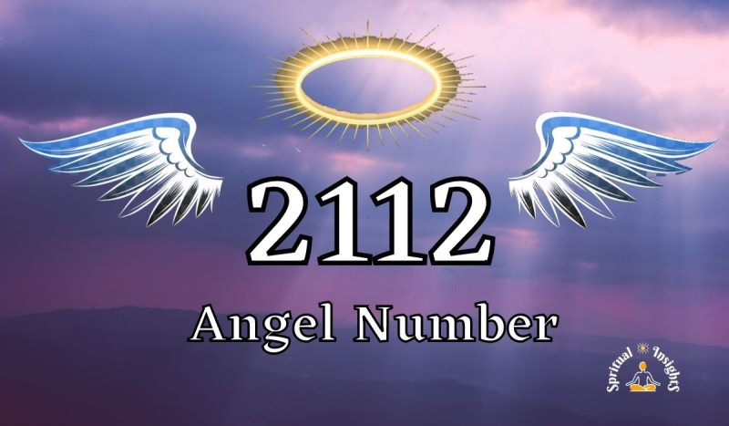 Angel Number 2112 – Meaning & Spiritual Message