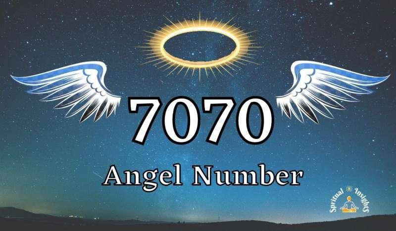 Angel Number 7070