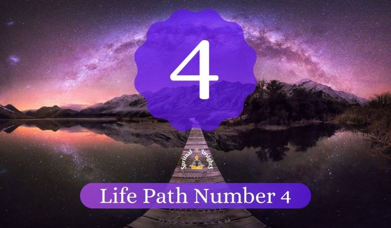 Life Path Number 4 Meaning, Personality, Career & Compatibility
