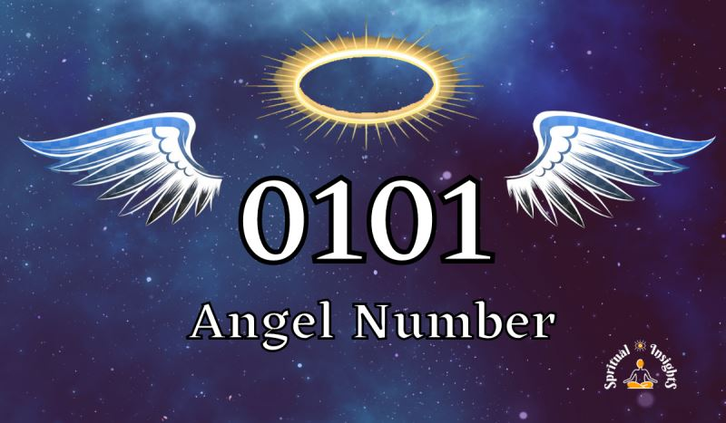 Angel Number 0101 – Meaning & Spiritual Message