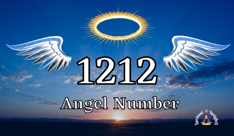 Angel Number 1212 – Meaning & Spiritual Message