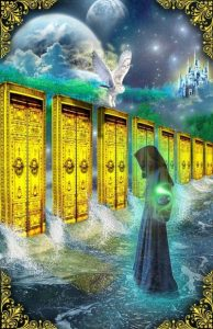 Accessing the Akashic Records through visualization