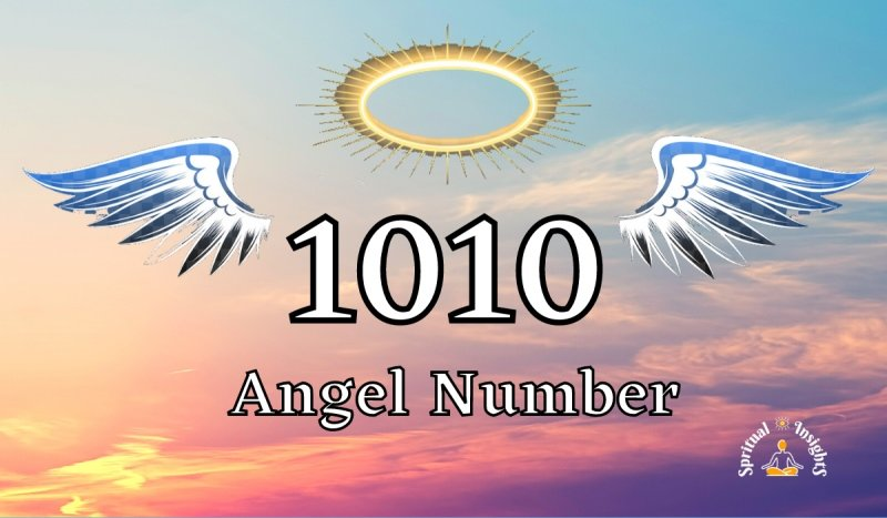 Angel Number 1010 – Meaning & Spiritual Message