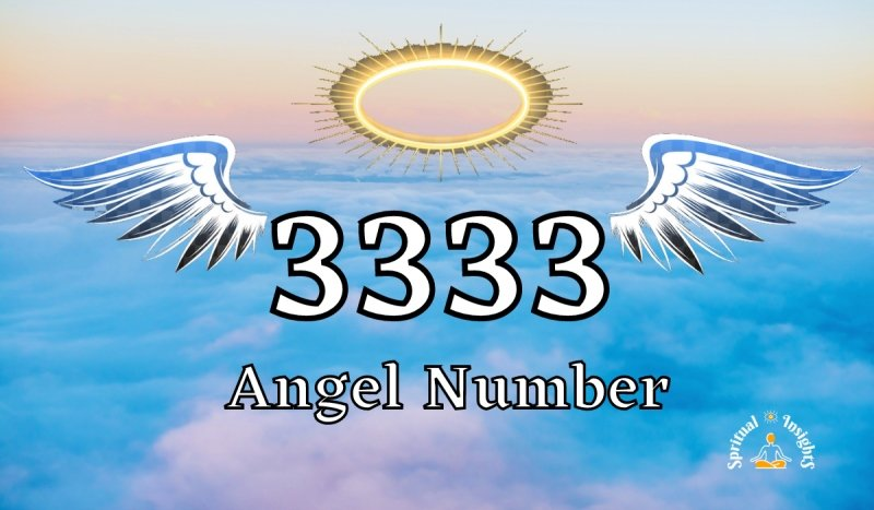 Angel Number 3333 – Meaning & Spiritual Message
