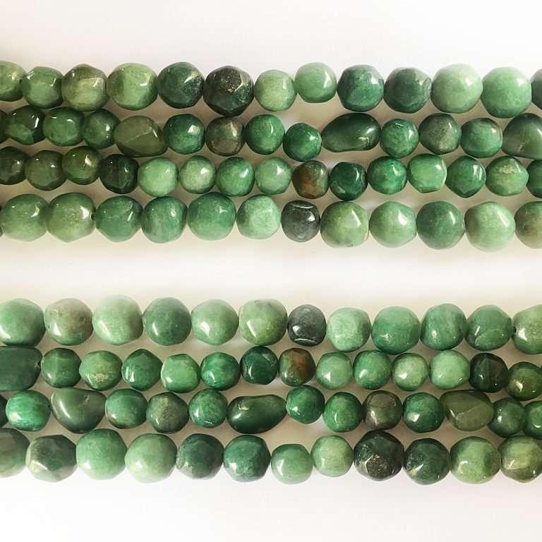 Libra - Green Quartz